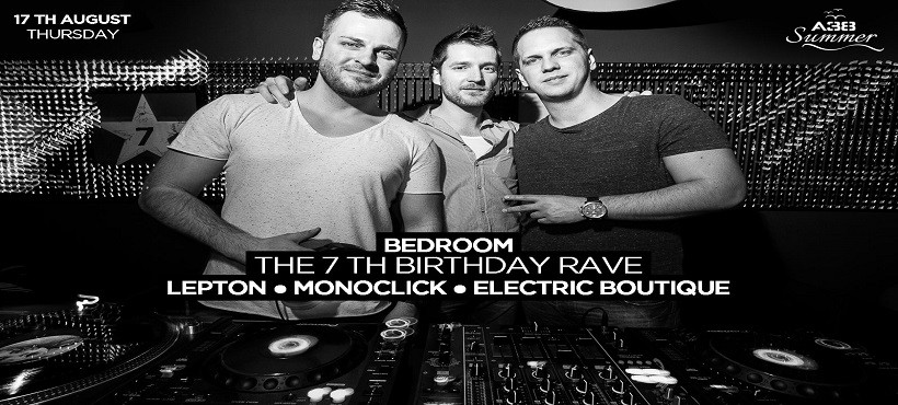 Bedroom ● The 7th Birthday Rave ●