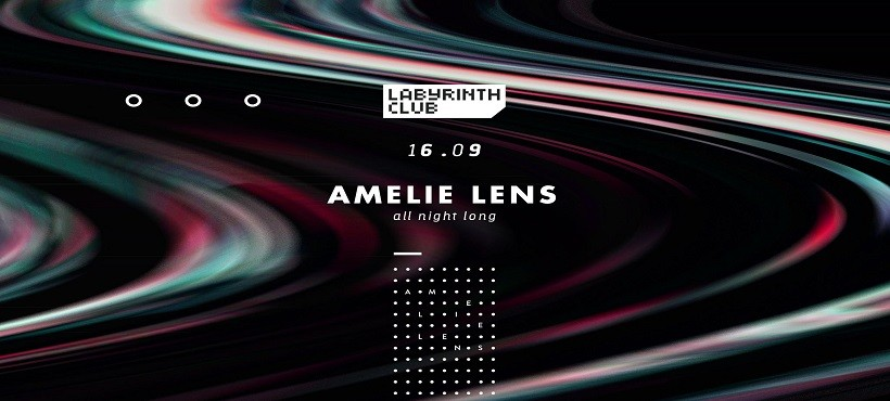 Amelie Lens all night long