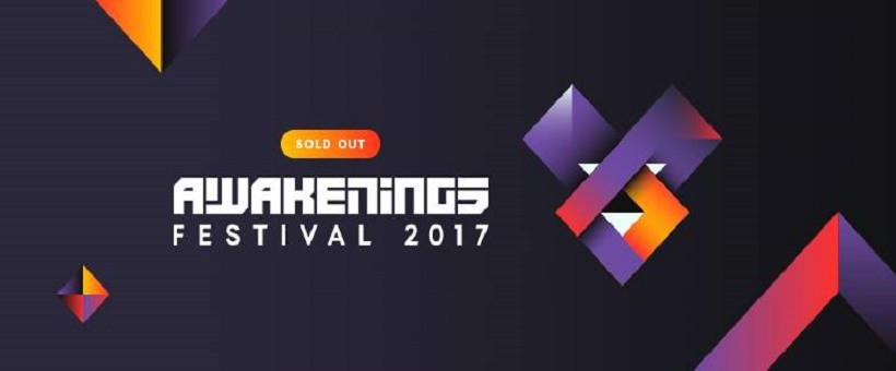 Awakenings Festival 2017: Day One - Area V and Area Y