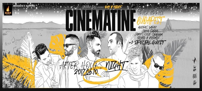 06/10 Cinematiné #010 Official Afterhours
