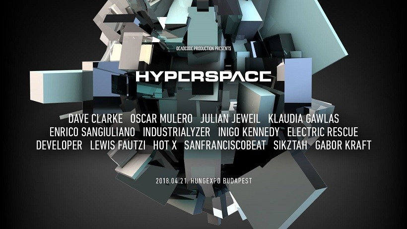 HYPERSPACE 2018