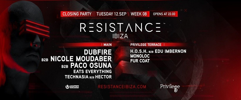 Resistance Radioshow with Technasia