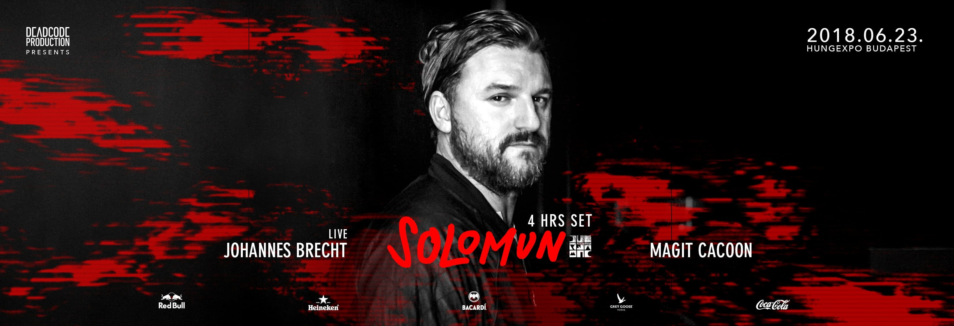 ★ Solomun 4hrs set // Hungexpo // Budapest ★