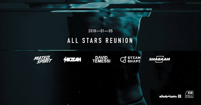All Stars Reunion / BlackHall