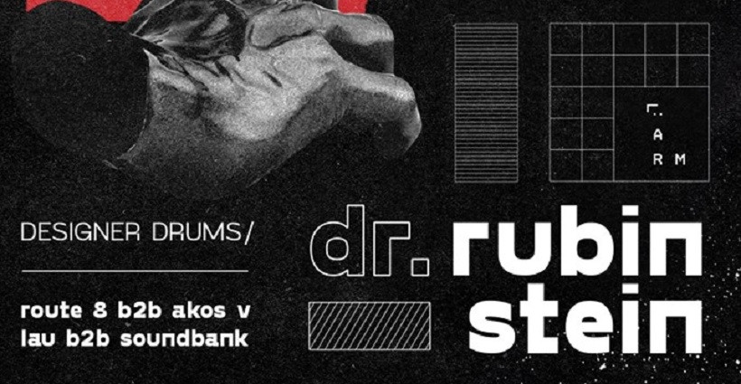 ▩ LÄRM ▩ Dr. Rubinstein is back ▩ ▩ Designer Drums ▩